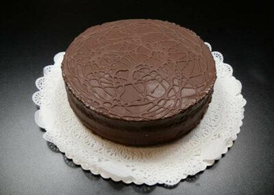 1078 čokoládový dort