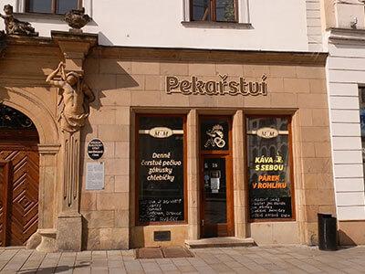Pekárna Horní náměstí Olomouc - MaM Pekařství