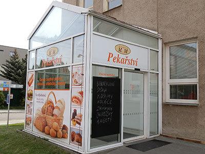 Pekárna I.P. Pavlova Olomouc - MaM Pekařství